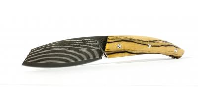 Folding knife Le Roques with Royal ebony handle